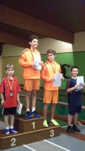 Sieger Bez.Meisterschaften U14_2016